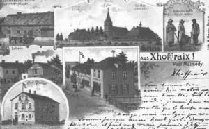 Xhoffraix presbytère 19e poste